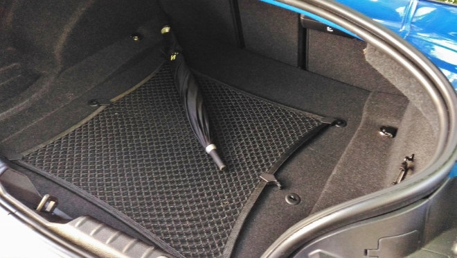 BMW M 240i Kofferraum