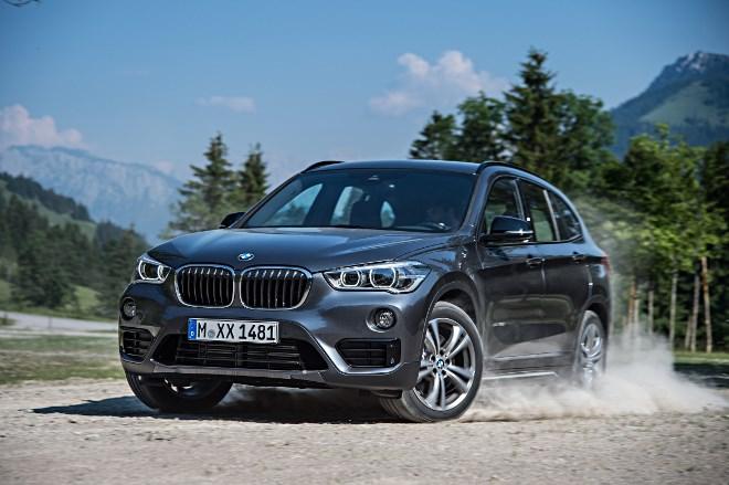 BMW X1 Test