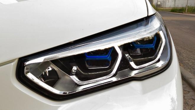 BMW X5 30d xDrive Scheinwerfer