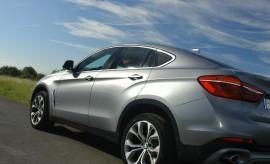 BMW X6 xDrive30d Diesel Testbericht