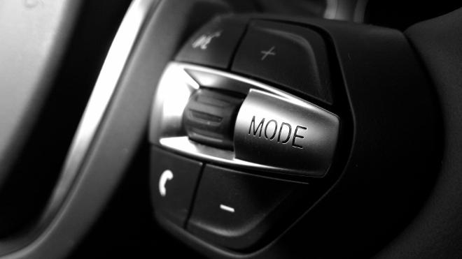 Lenkrad Tasten BMW M2 Competition
