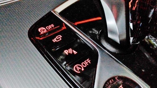 BMW X5 30d xDrive Taste Kamera