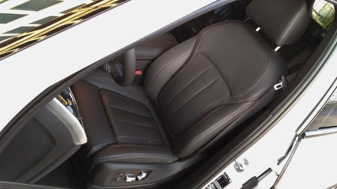 BMW X5 30d xDrive Ledersitz