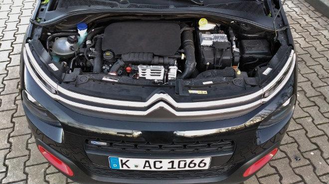 Citroen C3 110 PS Benziner, Motor, Automatik
