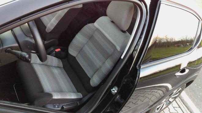 Citroen C3 Sitze Stoff