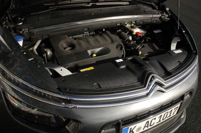 Citroen C4 Picasso Dieselmotor 150 PS