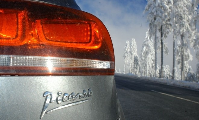 Citroen C4 Picasso Diesel Test