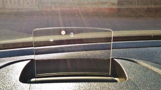Citroen Berlingo Familienvan: kein vollertiges Head-up-Display