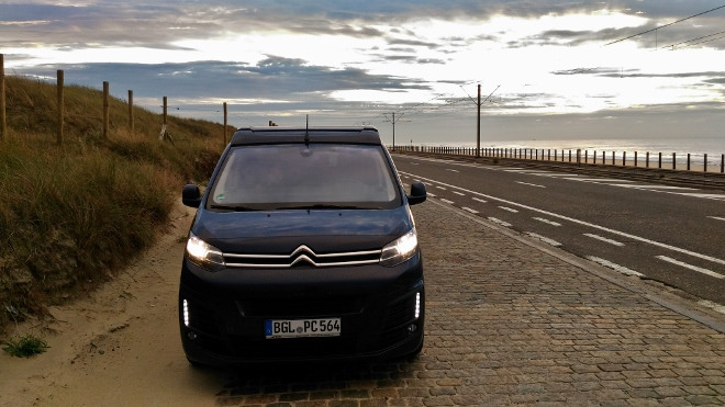 Citroen Campster Wohnmobil Front