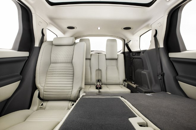 land rover discovery sport test 7 sitze automobil. Black Bedroom Furniture Sets. Home Design Ideas