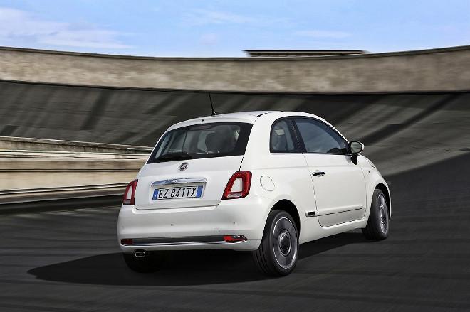 Fiat 500 neue Heckleuchten