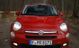 Fiat 500 X 1.6 Test