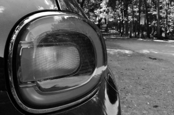 Fiat 500l Heckleuchte, Leuchte hinten, Rücklicht