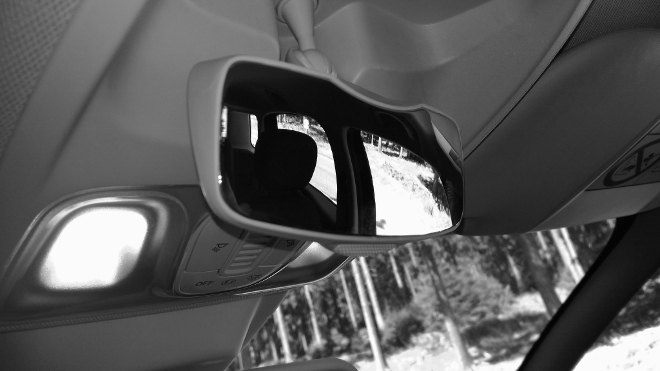 Fiat 500l Kinderspiegel, Spiegel Kinder