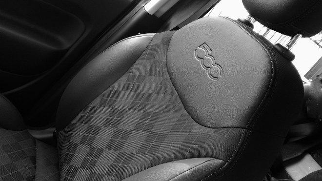 Fiat 500l Vordersitz, Sitz, Polster, Sitzpolster