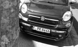 Fiat 500l Front, vorne