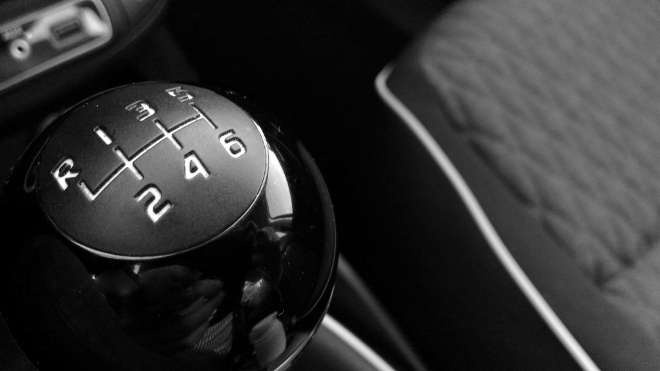 Fiat 500X Facelift Shalthebel Getriebe