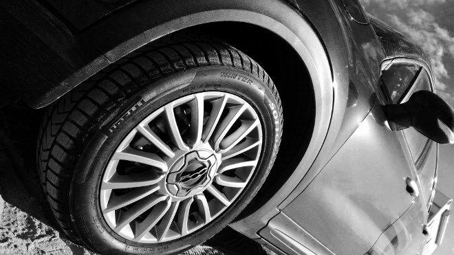 Fiat 500X Facelift Felge