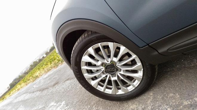 Fiat 500 X Facelift, Felge, Felgen 2018