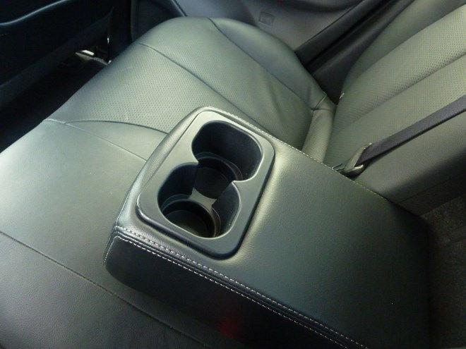 Fiat Fullback Pickup hintere Sitze