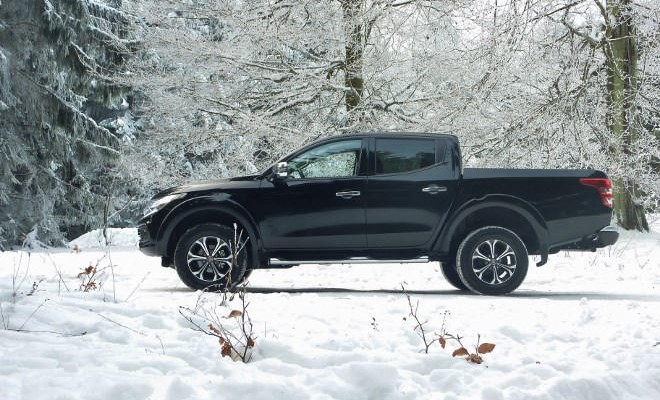 Fiat Fullback Pickup 2017 Test