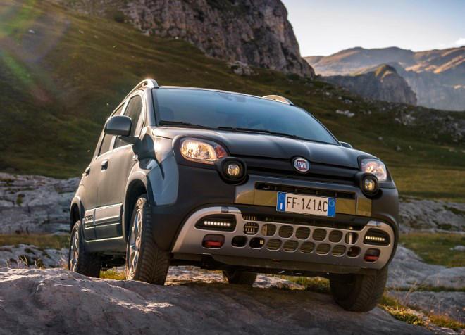 Fiat Panda 4x4 2017 Test