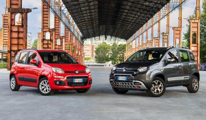 Fiat Panda 2017 Test