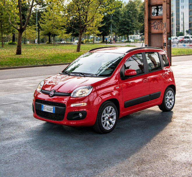 Fiat Panda Test 2017