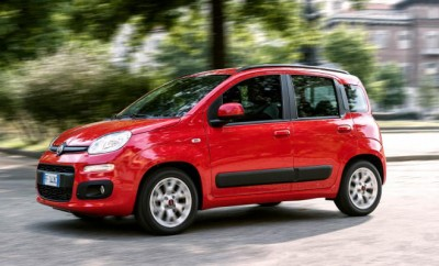 Neuer Fiat Panda 2017