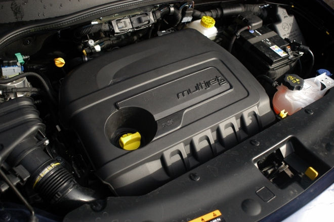 Fiat Tipo Kombi 95 PS Diesel