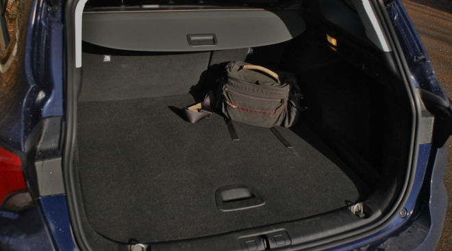 Fiat Tipo Kombi Kofferraum