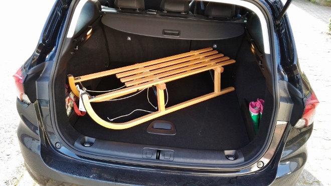 Fiat Tipo Kofferraum, Laderaum, trunk, Koffer