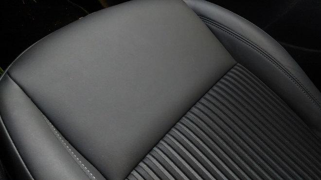 Fiat Tipo Kombi 2018, Sitzbezug, Leder, Stoff