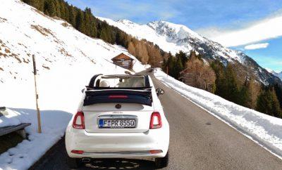 Fiat 500 Dolcevita Sondermodell