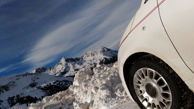 Fiat 500C Dolcevita Sondermodell