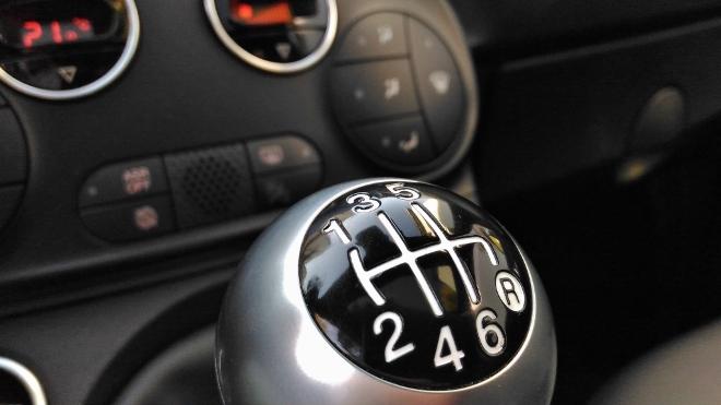 6 Gang Schaltgetriebe Fiat 500 Hybrid
