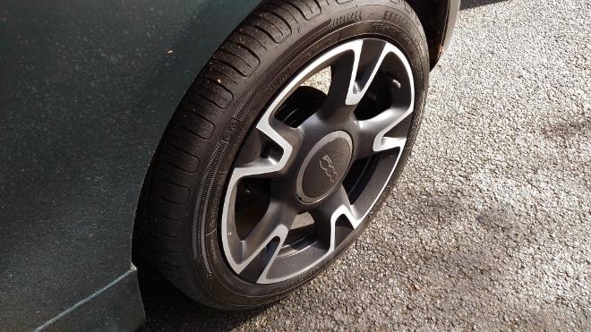 Felge Fiat 500 Hybrid