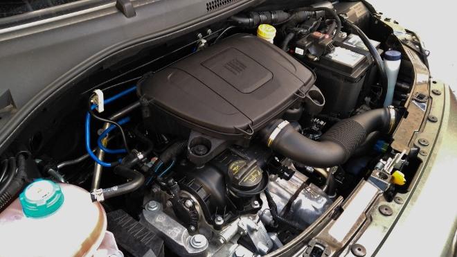 70 PS Motor Fiat 500 Hybrid