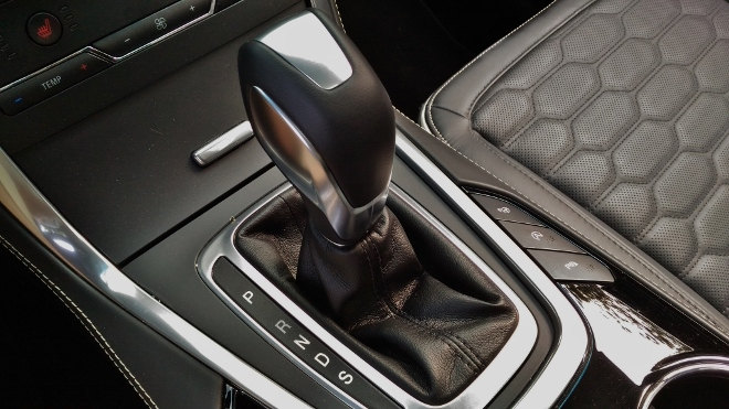 Ford Edge Vignale Automatik, Getriebe, Automatikgetriebe