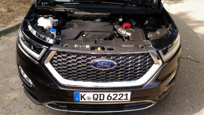 Ford Edge Vignale 210 PS Dieselmotor, 210 hp Diesel