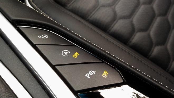 Ford Edge Vignale Parksensoren, Start-Stop Tasten, Leder