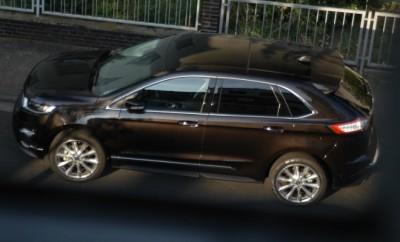 Ford Edge Vignale Seitenansicht