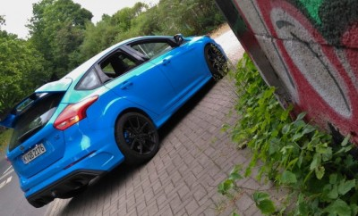 Ford Focus RS exterior Seite