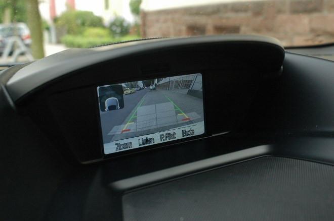 Ford Kuga 2.0 TDCI Diesel Test Kamera