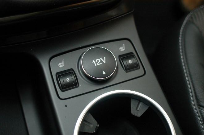 Ford Kuga 2.0 TDCI Diesel Mittelkonsole