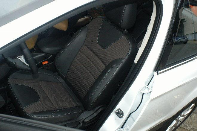 Ford Kuga 2.0 TDCI Diesel Test Sitze