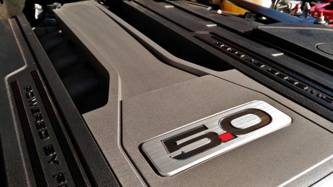 450 PS V8 Mustang Cabrio V8 Facelift