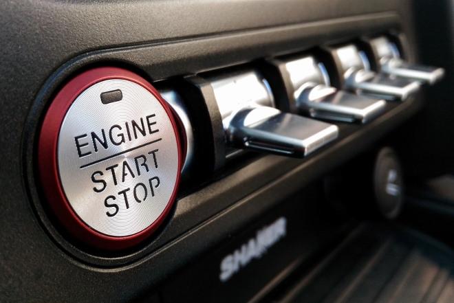 Kippschalter Ford Mustang Cabrio V8 Facelift Startschalter Mustang Cabrio V8 Facelift