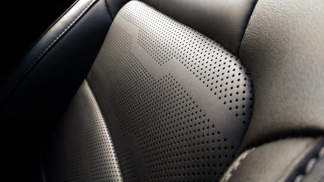 Ledersitz Ford Mustang Cabrio Facelift