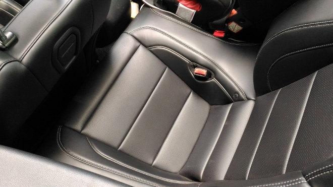 Ford Mustang Cabrio 5.0 GT hintere Sitze